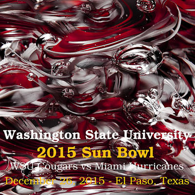 Photograph - 2015 Sun Bowl by David Patterson
