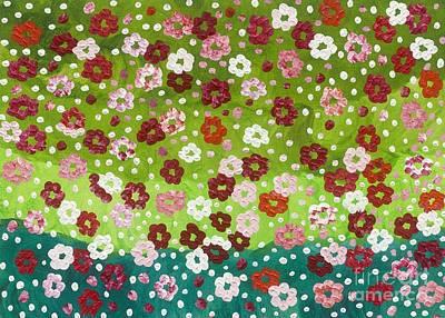 2015 The Blossoming Flowers 02 Original