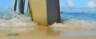 Rusty Trucks - 2016 07 23 Panama City Beach by Mark Olshefski