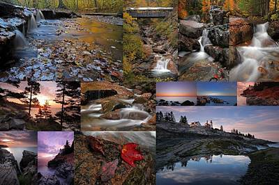 Photograph - Best Of New England Photography by Juergen Roth