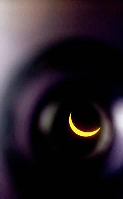 Photograph - 2017 Eclipse by Carlee Ojeda