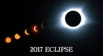2017 Eclipse Series Art Print