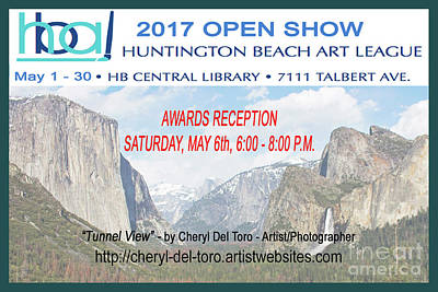 Photograph - 2017 Hbal Open May Show by Cheryl Del Toro