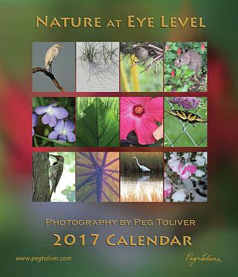 Photograph - 2017 Nature Calendar by Peg Toliver