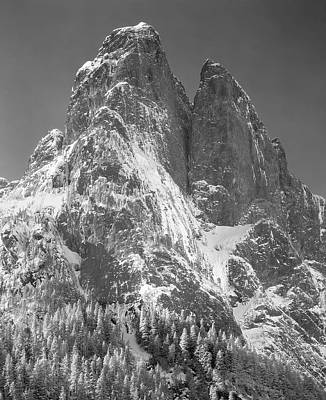 Photograph - 204552 Ne Face Mt. Baring by Ed Cooper Photography