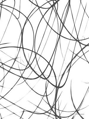 Drawing - 20892 by John Emmett