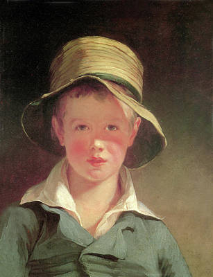 Sully Photograph - The Torn Hat by Thomas Sully