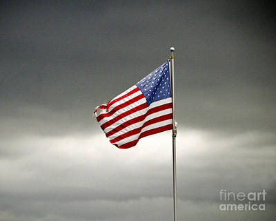 Photograph - 21- American Flag by Joseph Keane