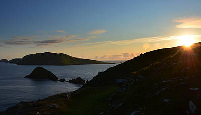 Photograph - Blasket Islands by Barbara Walsh
