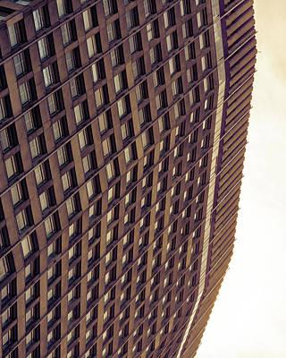 Photograph - 21 Century Multi Storey Building D by Jacek Wojnarowski