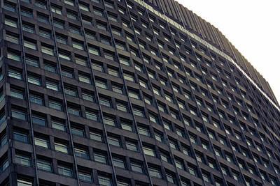Photograph - 21 Century Multi Storey Building E by Jacek Wojnarowski