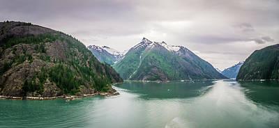 Modern Kitchen - Glacier And Mountains Landscapes In Wild And Beautiful Alaska by Alex Grichenko