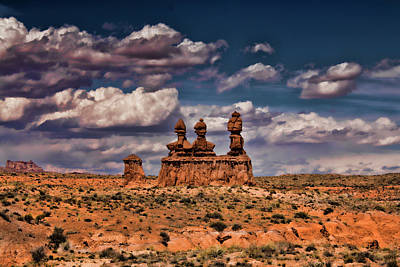 Photograph - Goblin Valley by Mark Smith