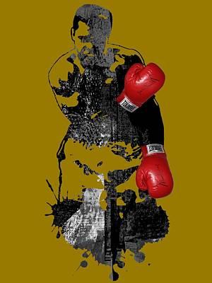 Muhammad Ali Collection Art Print