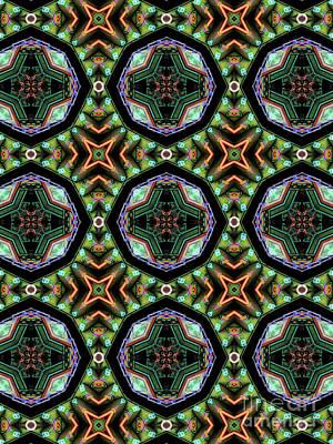 Unique Design Pattern Art Print