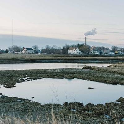 Marsh Photograph - Www.500px.com/d1224m #boston by Isaac S