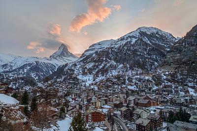 Zermatt Photograph - Zermatt - Switzerland by Joana Kruse