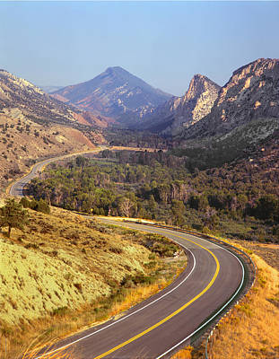 Photograph - 212308 Road To Sheep Creek Canyon by Ed Cooper Photography