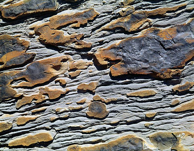 Photograph - 212m43 Rock Pattern by Ed  Cooper Photography