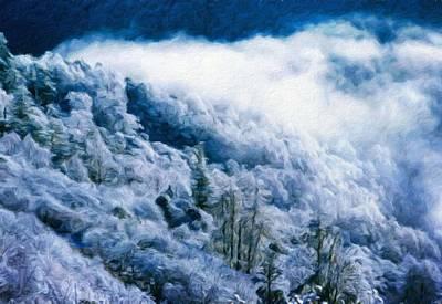 Art For Sale Painting - Nature Landscape Pictures by Margaret J Rocha