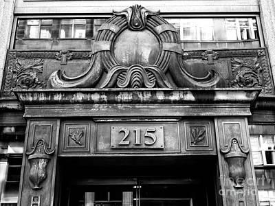 Photograph - 215 Rue Saint-jacques by John Rizzuto