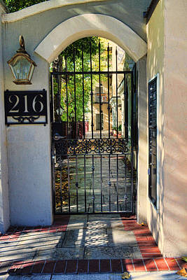 Photograph - 216 Front by Paulette B Wright