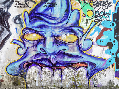 Photograph - Graffiti by Muhie Kanawati
