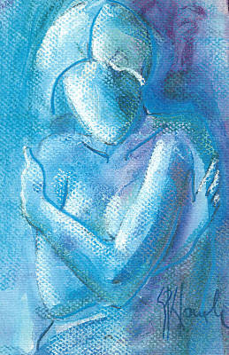 Painting - A by Saso  Petrosevski Novak - SPN