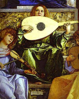 Digital Art - Bellini by Giovanni Bellini