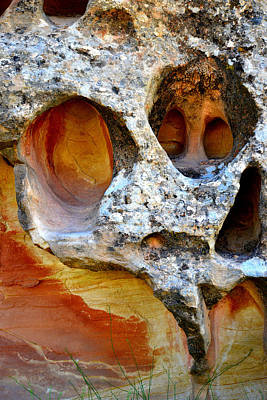 Photograph - Capitol Reef Wall Art by Ray Mathis