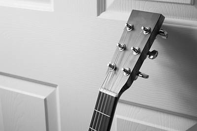 String Instrument Wall Art - Photograph - Guitar by Jackie Russo