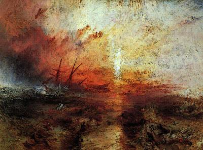 Digital Art - J M W Turner    by J M W Turner