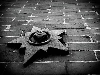 Photograph - Iron Detail by Vintage Pix