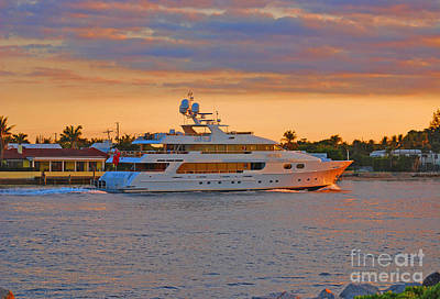 Photograph - 22- Sunset Cruise by Joseph Keane