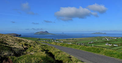 Photograph - Blasket Islands by Barbara Walsh