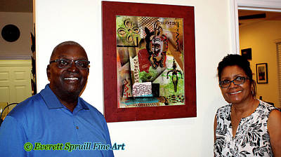 Photograph - Collectors by Everett Spruill