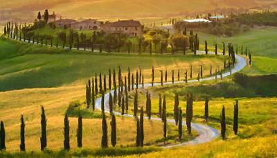 Sky Digital Art - H M Landscape by Landscape Art