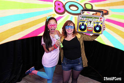 Photograph - 80's Dance Party At Sterling Events Center by Andrew Nourse