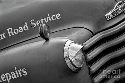 Photograph - 24 Hour Road Service by Dennis Hedberg