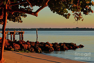 Photograph - 24- Morning In North Palm Beach by Joseph Keane