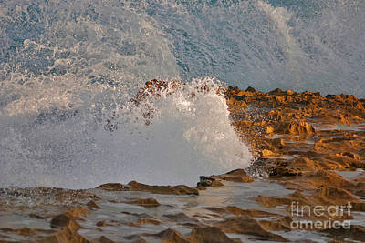 Photograph - 24- Ocean Kiss by Joseph Keane