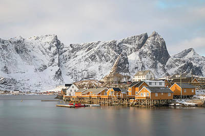 Photograph - Reine, Lofoten - Norway by Joana Kruse