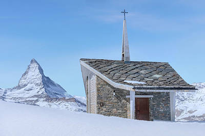 Zermatt - Switzerland Art Print by Joana Kruse