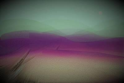 Digital Art - 2403 by Irmgard Schoendorf Welch