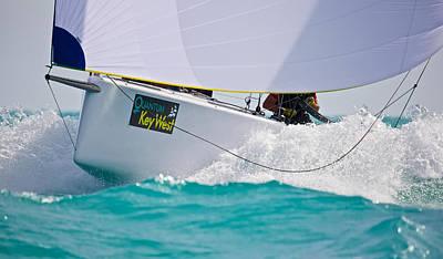 Photograph - Key West Regatta by Steven Lapkin