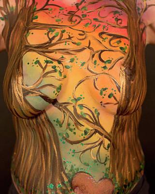 Photograph - 25. Beverly Hegmon, Artist, 2018 by Best Strokes -  formerly Breast Strokes - Hadassah Greater Atlanta
