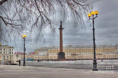 Pyrography -  Peterburg Russia by Yury Bashkin