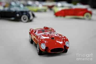 Photograph - 250 Testa Rossa by Dennis Hedberg