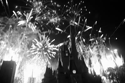 Claude Monet - Cinderella Castle by Rob Hans