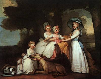 Digital Art - Gilbert Stuart by Gilbert Stuart